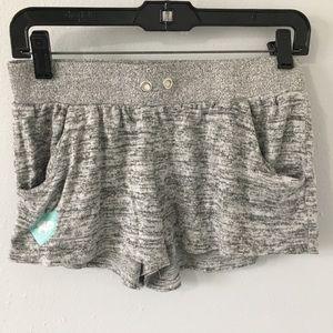 Ivory Ella Pajama Shorts